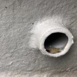 オーバーフロー穴