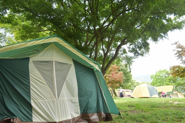 初めてのファミリーキャンプ(あいーだママの家庭の救急箱)
